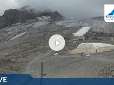 Webcam Sonnenkar Freeridetrails Kitzsteinhorn