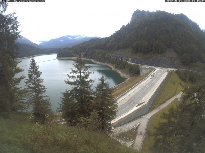 Webcam Marktstraße / Bikepark Lenggries